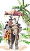 Un éléphant ça trompe énormément !!