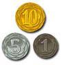 L'argent récolté par la vente des bouqets (point de victoire).