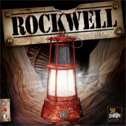Rockwell, la boite.