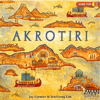 La boite d'Akrotiri