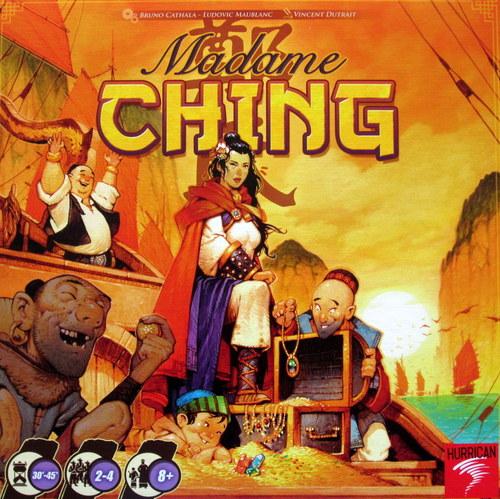 La boite de Madame Ching