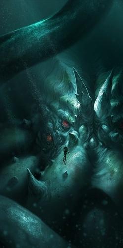La boite d'Abyss Kraken