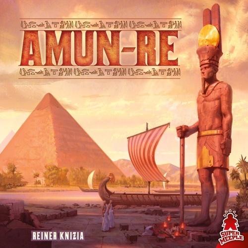 La boite d'Amun-Re (Super Meeple)