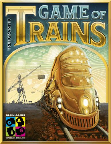La boite de Game of Trains