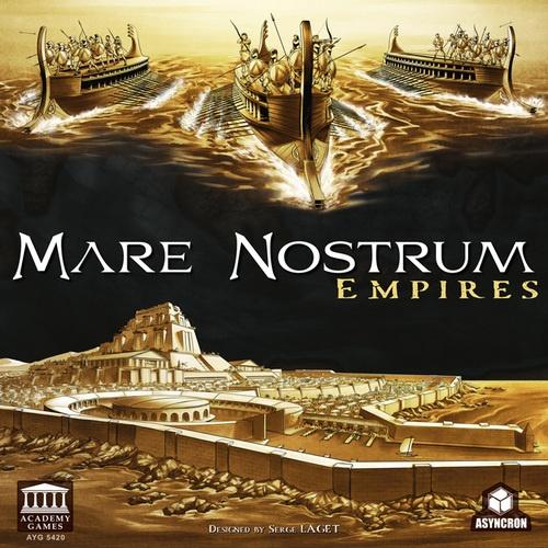 La boite de Mare Nostrum Empires