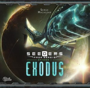 La boite de Seeders from Sereis : Exodus